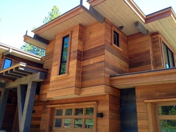 30 House Siding Ideas That Will Get You Ready For Spring,Clothing Store Design Logo