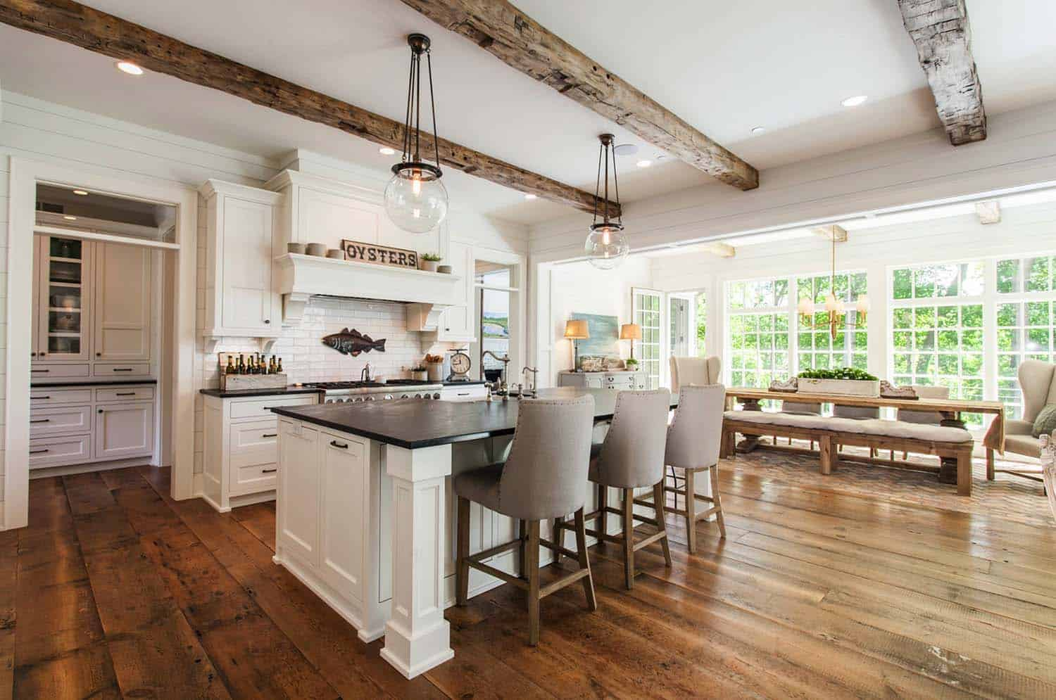 Farmhouse Style Kitchen Design Ideas to Inspire You