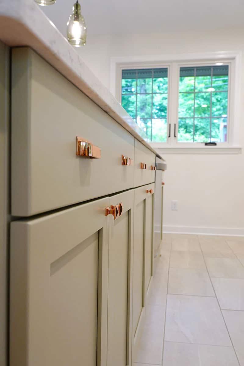 Transitional Kitchen – Case Study
