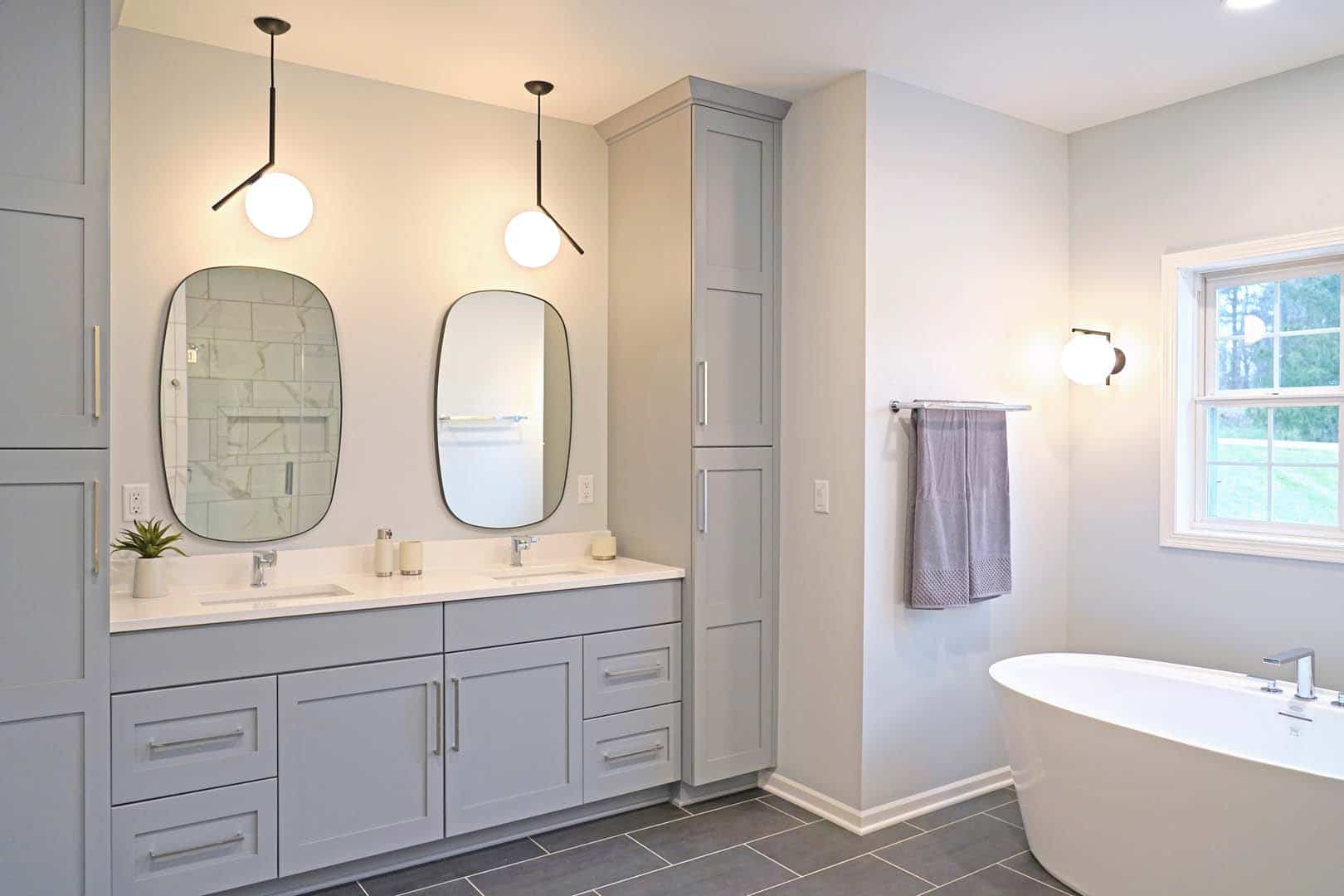 Modern Bathroom – Case Study