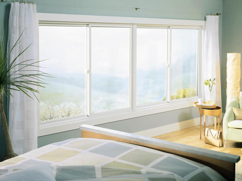 gliding windows