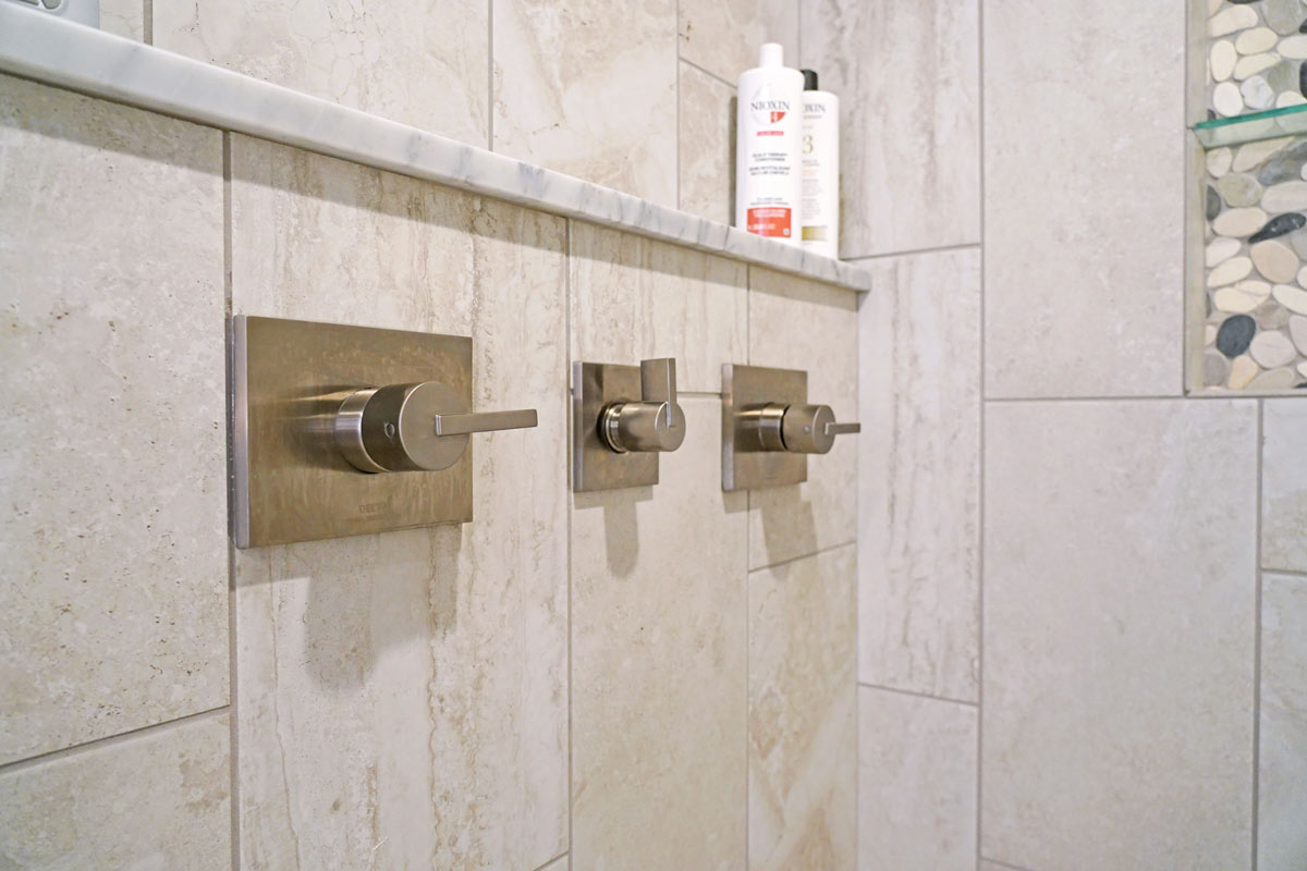Illuminated Bathroom – Case Study